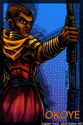Captain Card - 2020 Edition 001 - Okoye