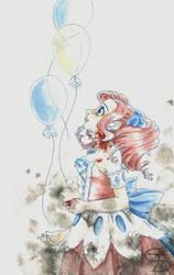 MLP: Pinkie Chagall by Jie-n