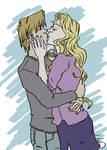YGO: Kiss me you dork