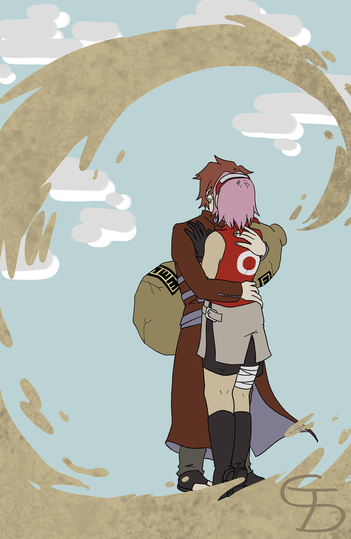 Naruto: Oasis by Jie-n