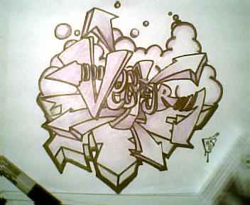 Battle Piece 1- 'Vector' by Kid-ReeFer