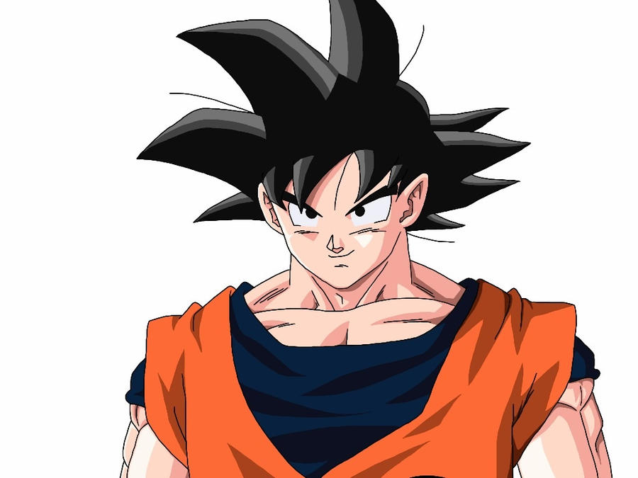 1000 images about cartoon heroes on pinterest dragon - Dragon ball z goku son ...