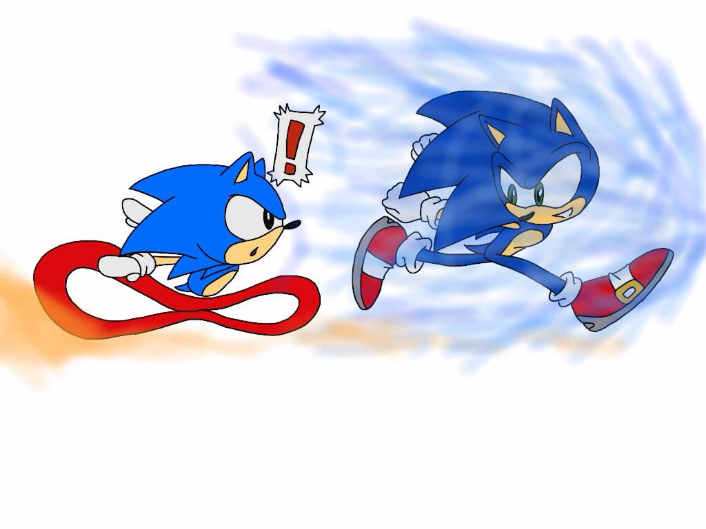 Classic Figure 8 And Modern Boost By Delvallejoel On Deviantart