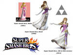 Princess Zelda (Super Smash Bros. Evolution)