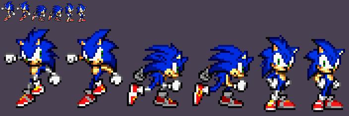 Sonic Boom Advance by delvallejoel