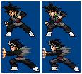 ChaoticPrince7 and delvallejoel's Black comparison by delvallejoel