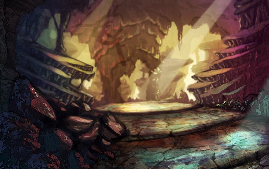 Cave by Nei-li