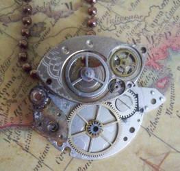 Clockwork Owl 3 by rowan300