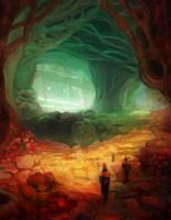Jungle by Mocaran
