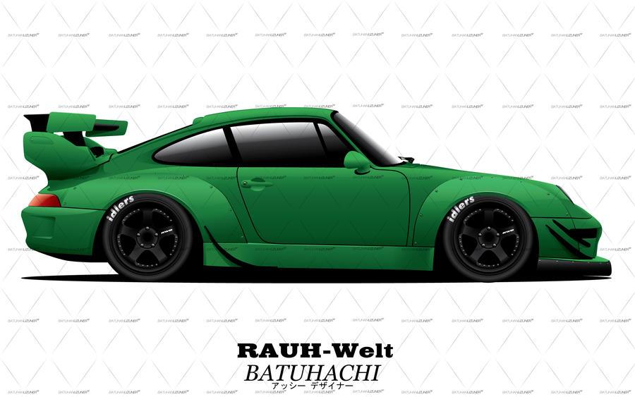 Rauh Welt Porsche by Batu-RChoping