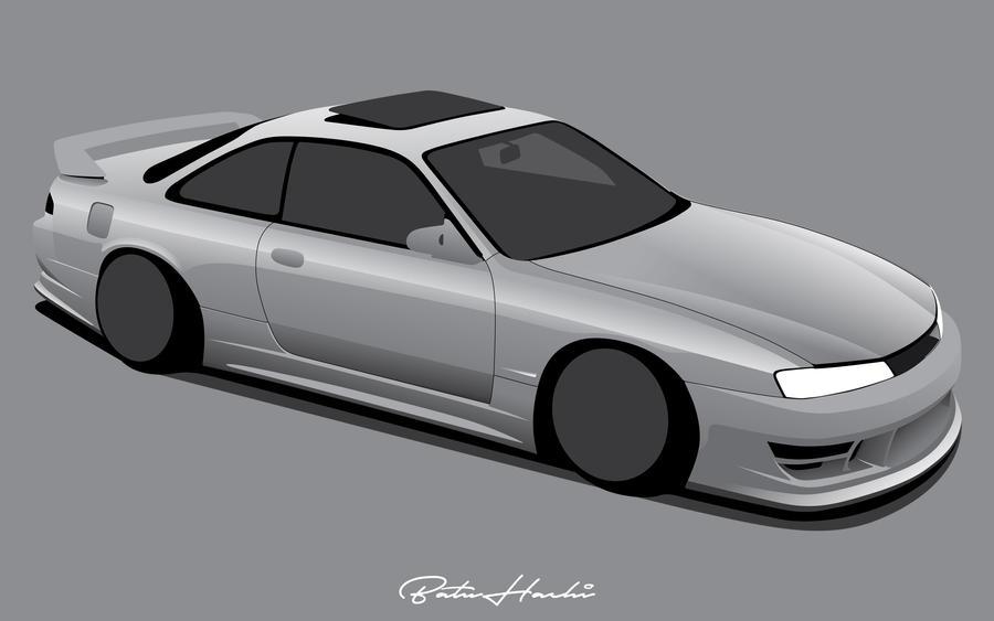 LevelONE - Nissan Silvia S14 Kouki by Batu-RChoping
