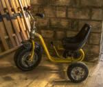 Oldschool vehicle by jolle-pe