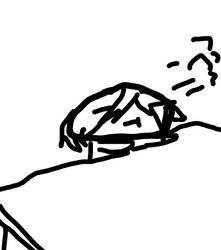 lazy drawing