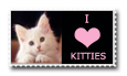 I Love Kitties by misseccles