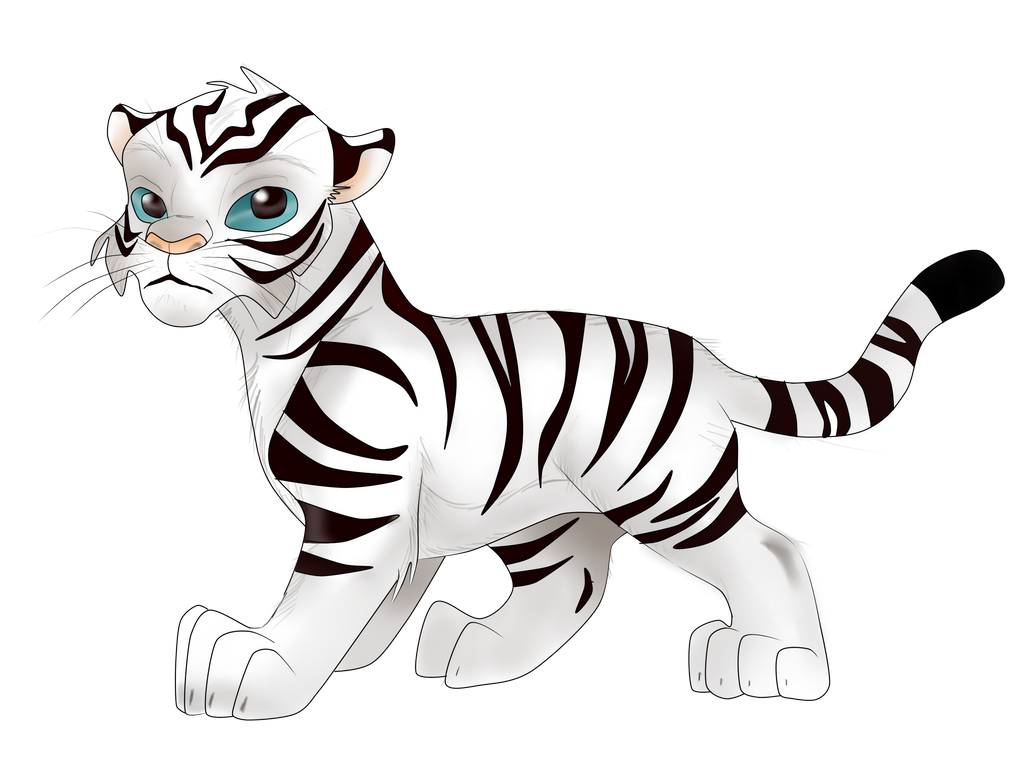 Tigre Blanco by tamatria