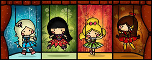 The Four Seasons Marionettes