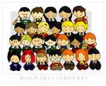 Hogwarts Students