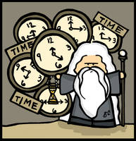 MISC - Father Time by cippow25