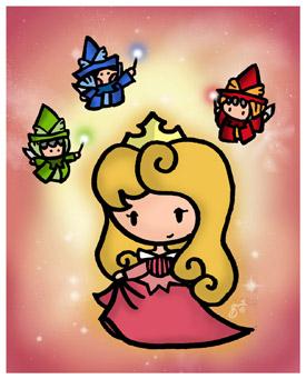 La Belle au bois dormant - Page 2 Princess_Aurora_by_cippow25