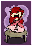 Ariel and the Fork