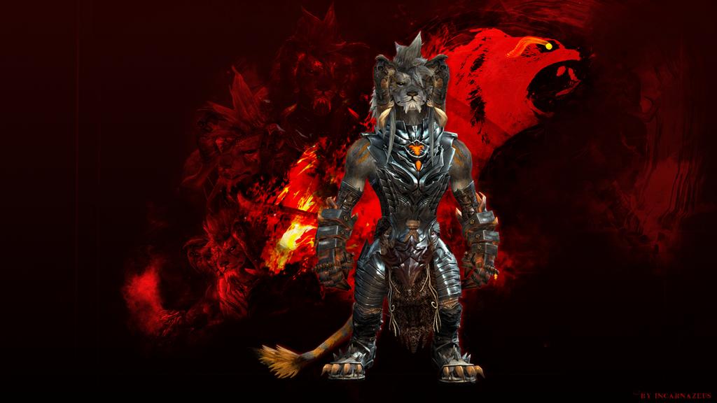 Guild Wars 2 Wallpaper Berserkers Defiance By