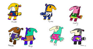 Anteaters Of Animal Crossing
