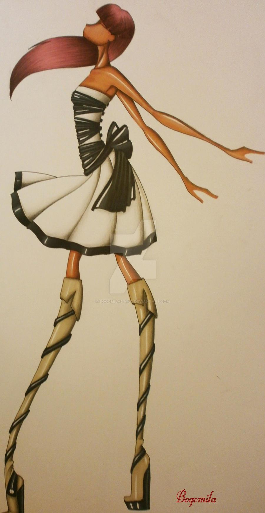 Favorito figurino di moda by Bogomilastyle on DeviantArt SK37