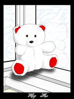 Hug Me vectored - For Maree by budgieishere