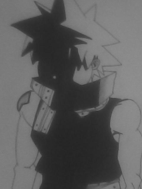 Soul Eater : BlackStar by SilvarEnO