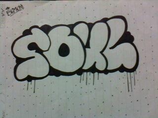 Soul in Graffiti by SilvarEnO