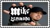Stamp: Mike Shinoda {LINKIN PARK} by SilvarEnO