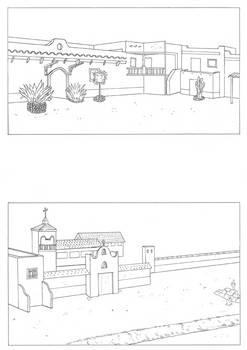 Pueblo And Ejido