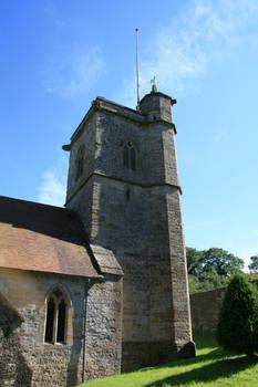 14th c church tower