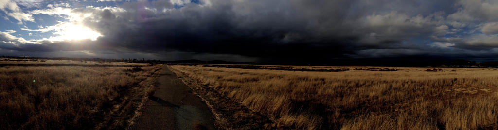 A Path and a Storm