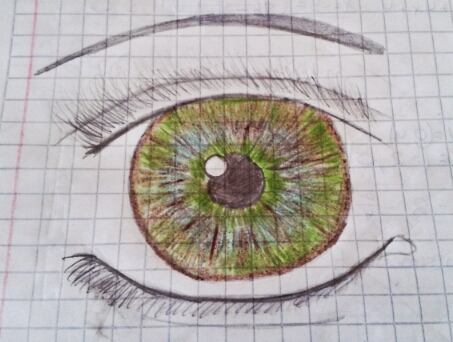 Eye 1 *yes, again 77* by Bel-boo