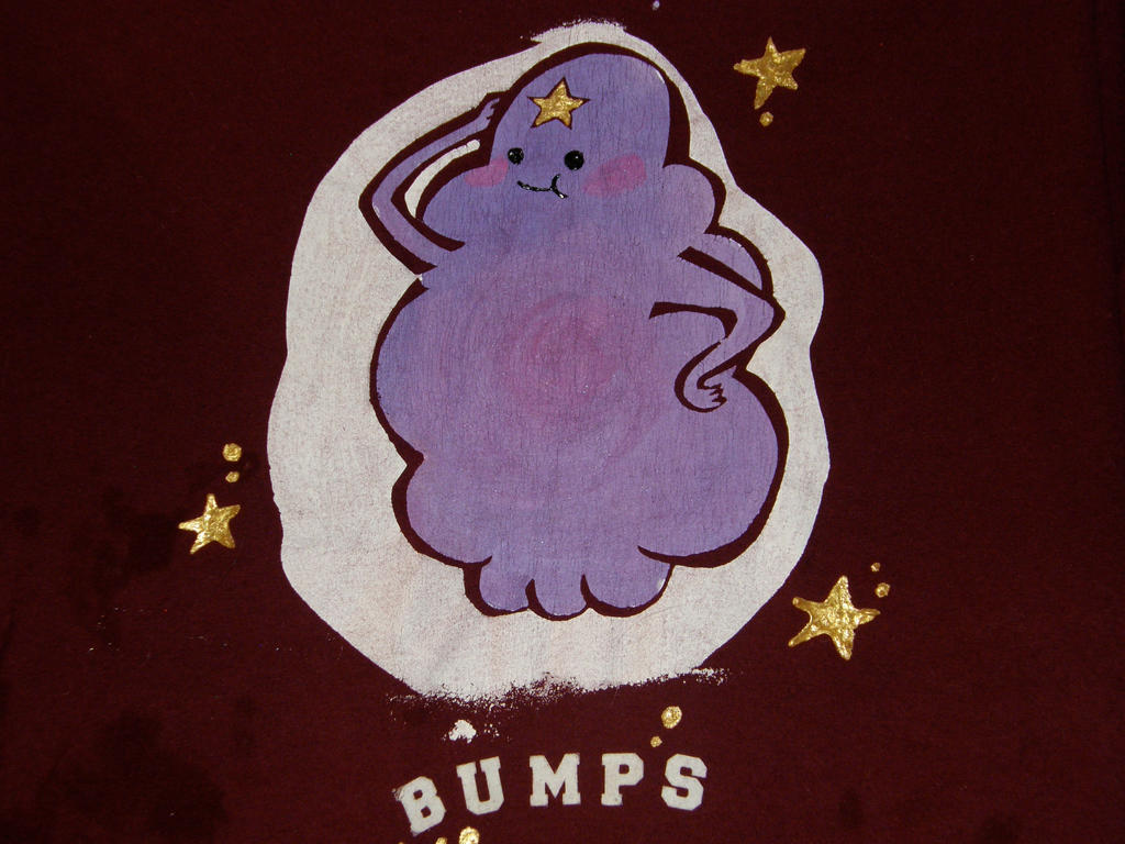LSP ADVENTURE TIME TSHIRT fresh to death by NeedsMoreKetchup