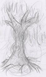 Spirit Tree by NeedsMoreKetchup