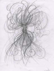 Swirly spirit Tree by NeedsMoreKetchup