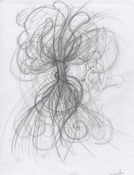 Swirly spirit Tree