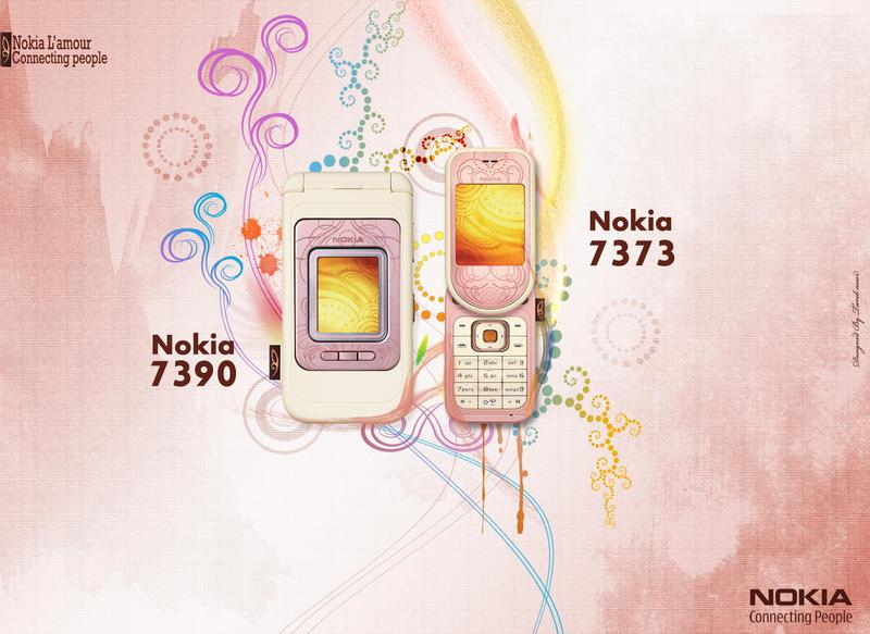 Nokia l'amour