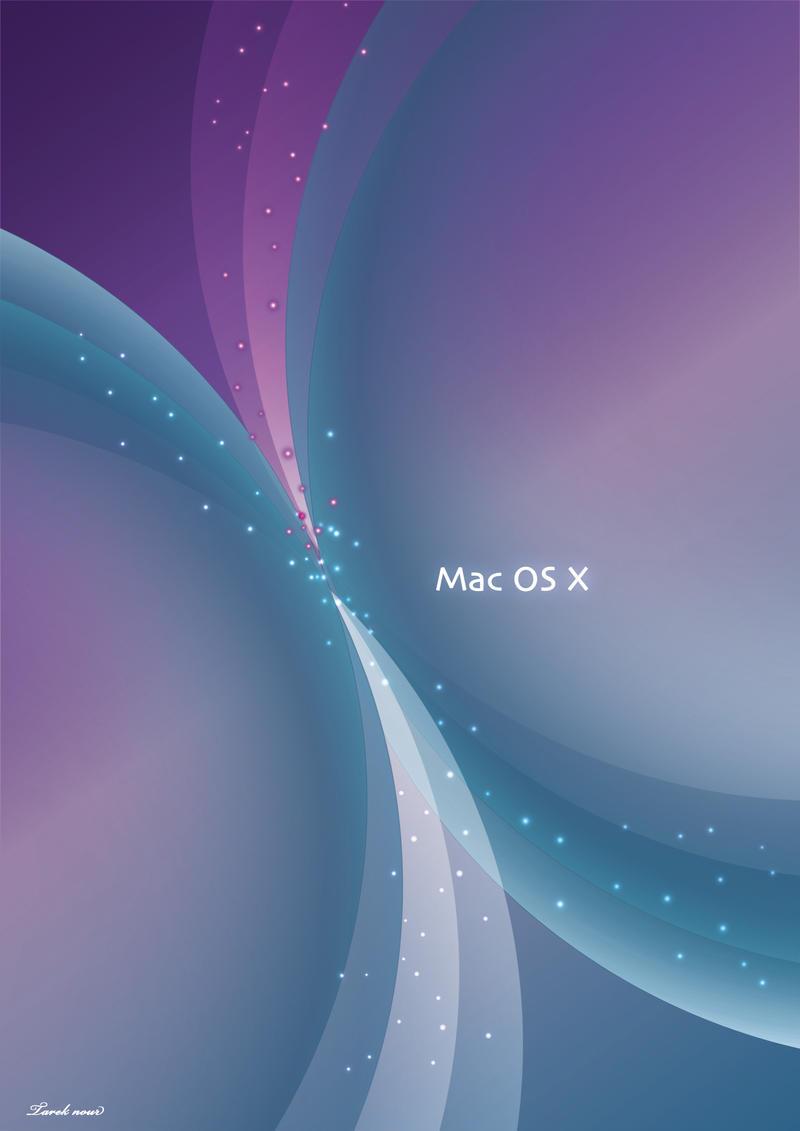 Mac OS X by 5835178