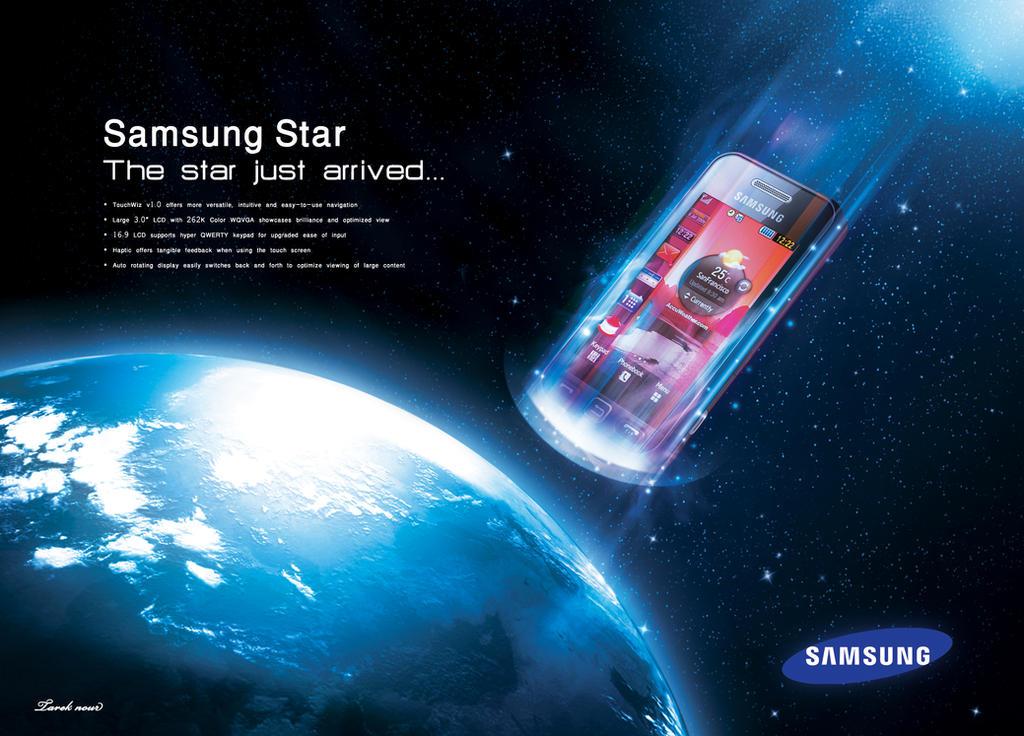 Samsung star adv on my vision by 5835178