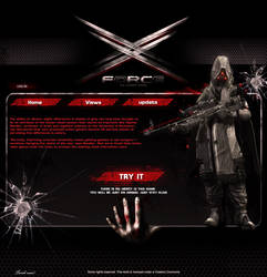 X force interface