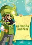 Etisalat ramadan poster 2