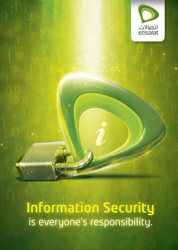 Etisalat information security