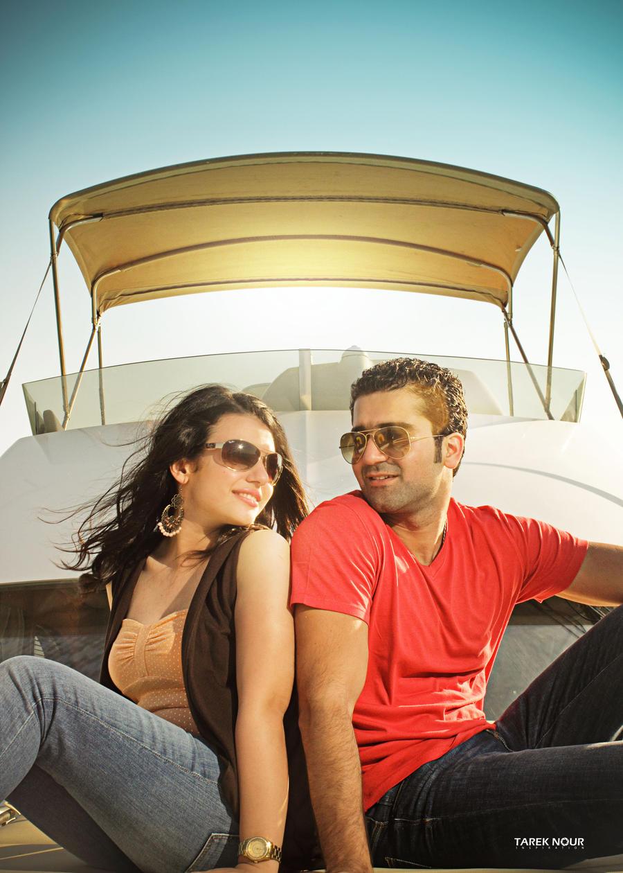 Raghad Naeim and Dina 2