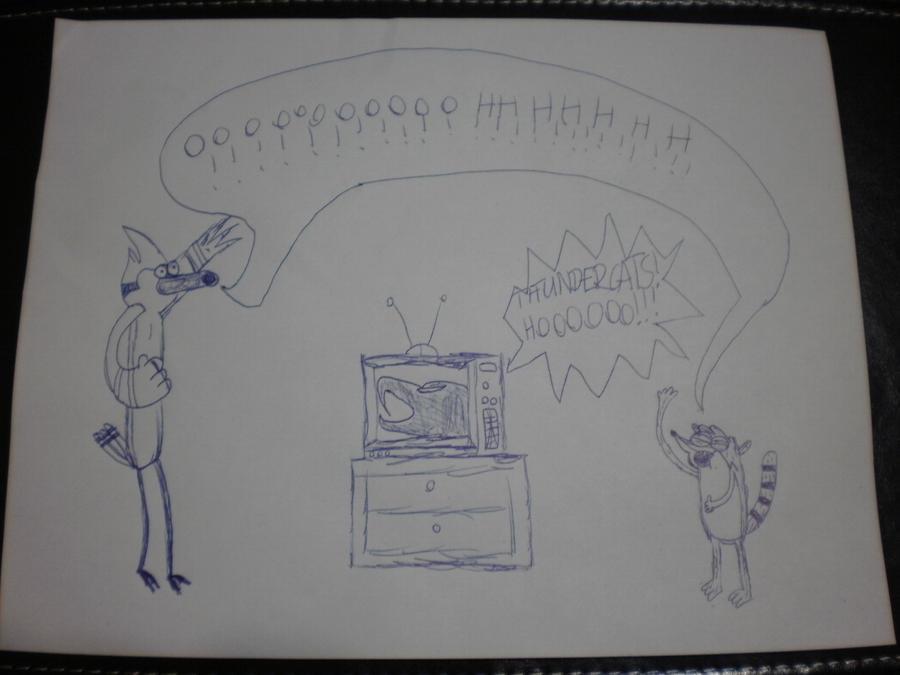 Thundercats! OOOOOHHHHHH!!!!!!!!! by MahBoi-DINNER