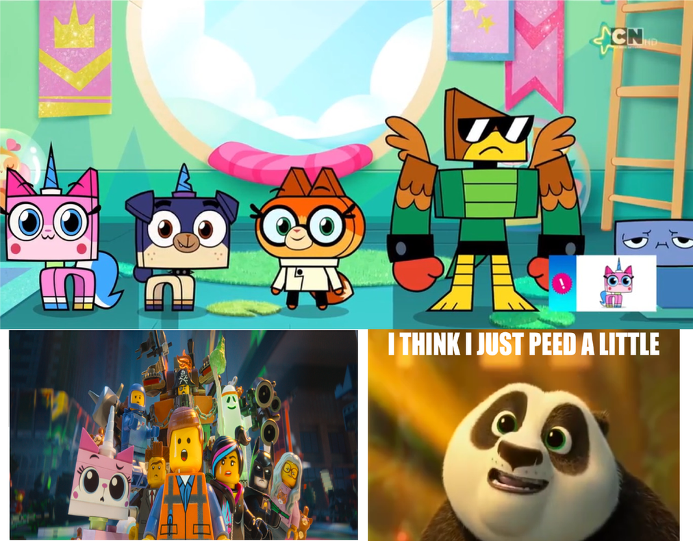 The Unikitty Show? by MahBoi-DINNER on DeviantArt