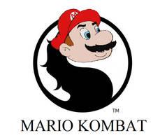 Mortal Kombat Mario by MahBoi-DINNER