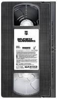 Bravest Warriors VHS sticker label